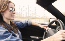 Journey of Connected Cars into Data-Driven, Usage-Based